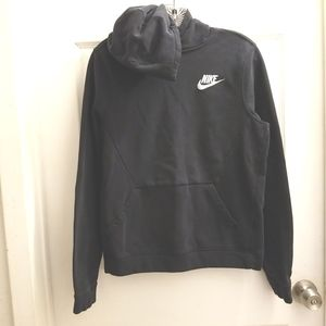 Nike womens' l/s pullover hoodie